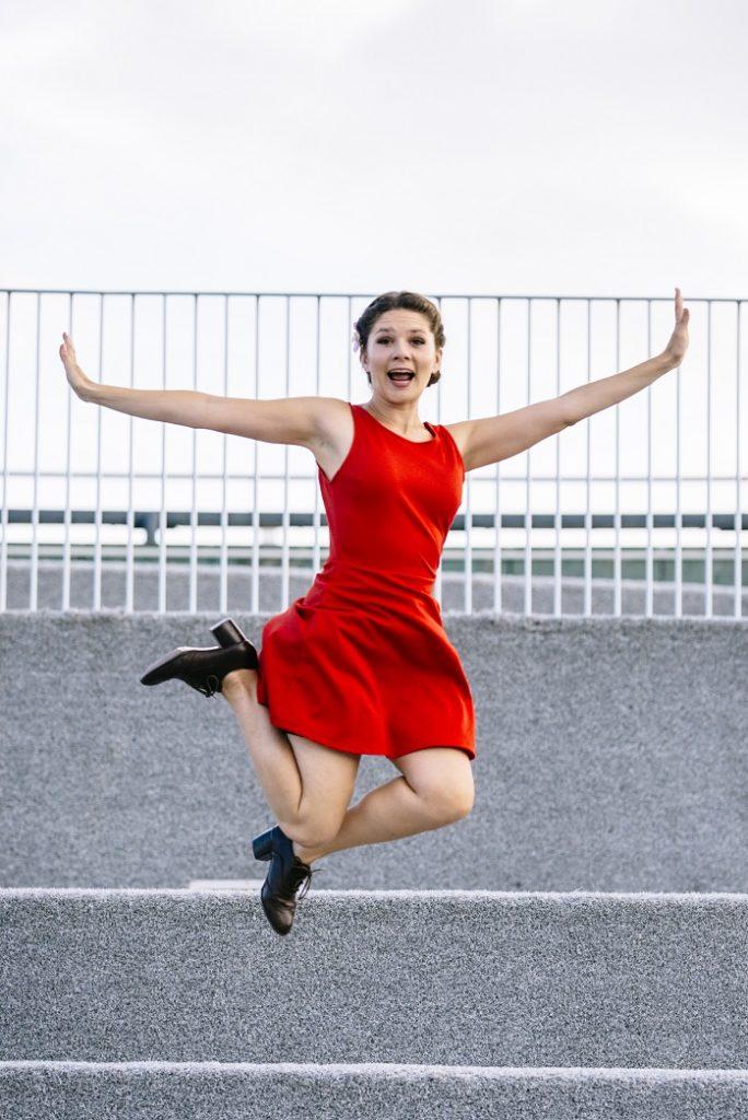 Profesora Cecile Guillon escuela de baile