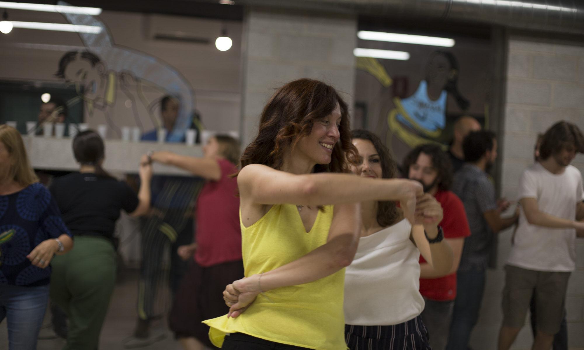 Aprender a bailar swing todos los niveles