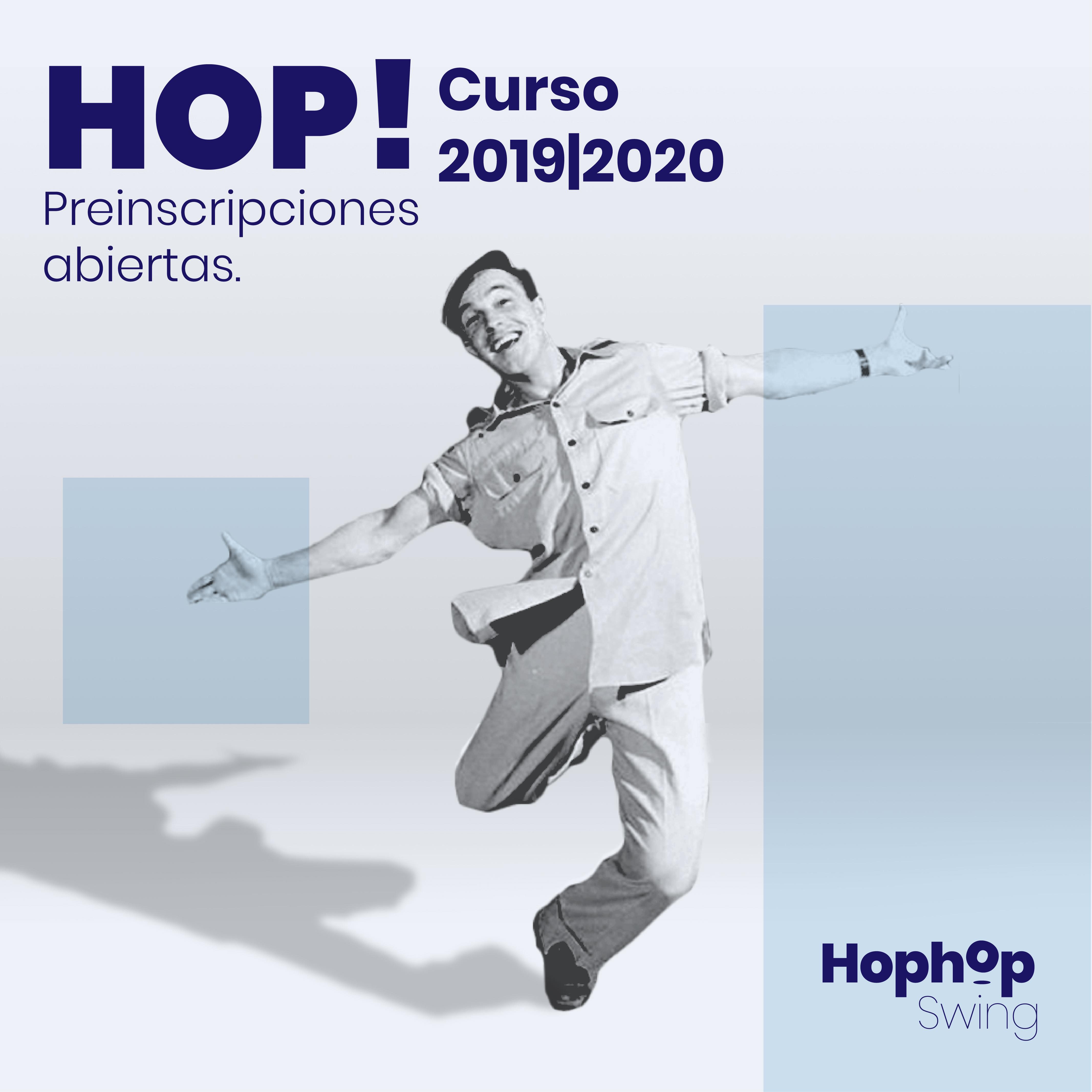 Preinscripciones para academia hophop swing para bailar sin parar