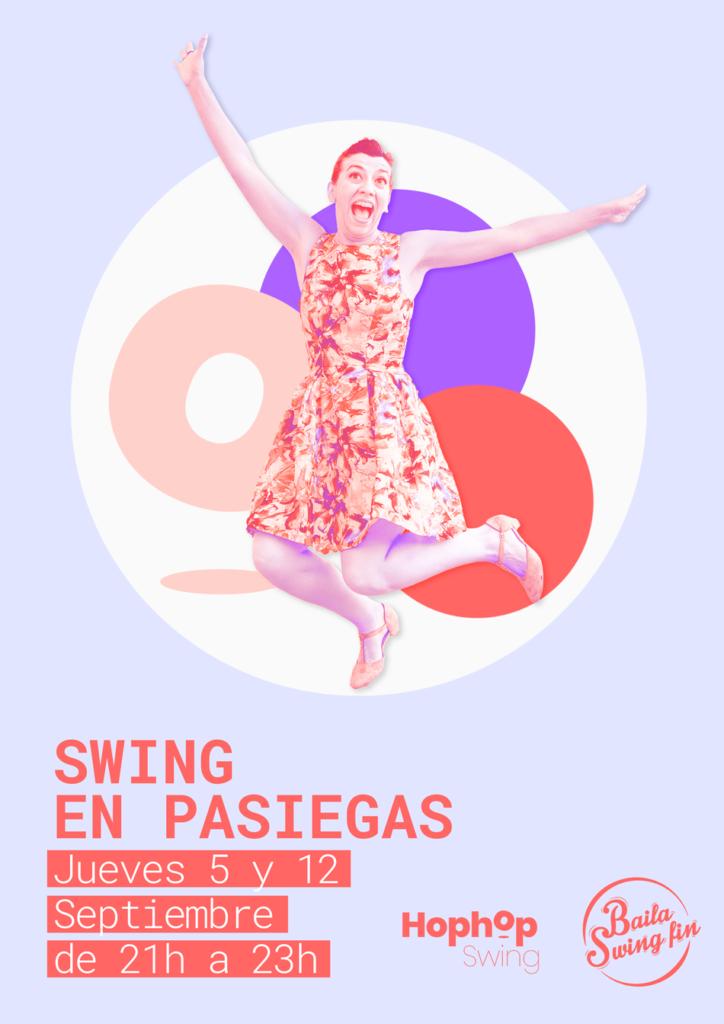 Clandestino en Pasiegas baila swing en Granada