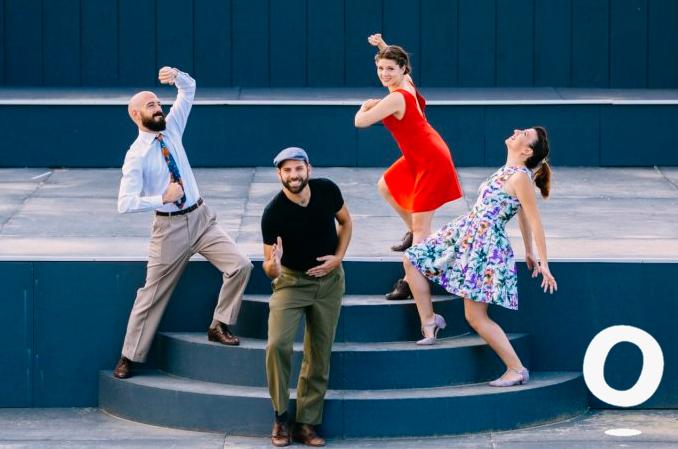 Inscripciones para las clases de baile hophop swing Granada